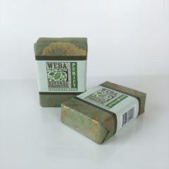 """WEBA """"Purify"""" botanical bar soap"""