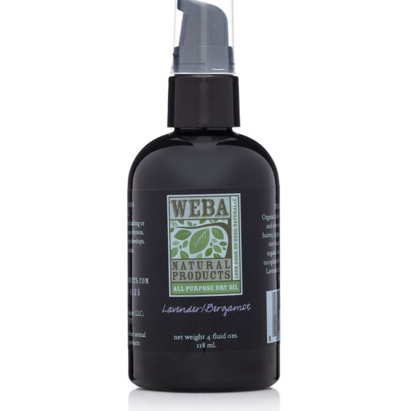 WEBA Natural Products Dry oil