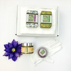 WEBA Natural Products Spa Box Small