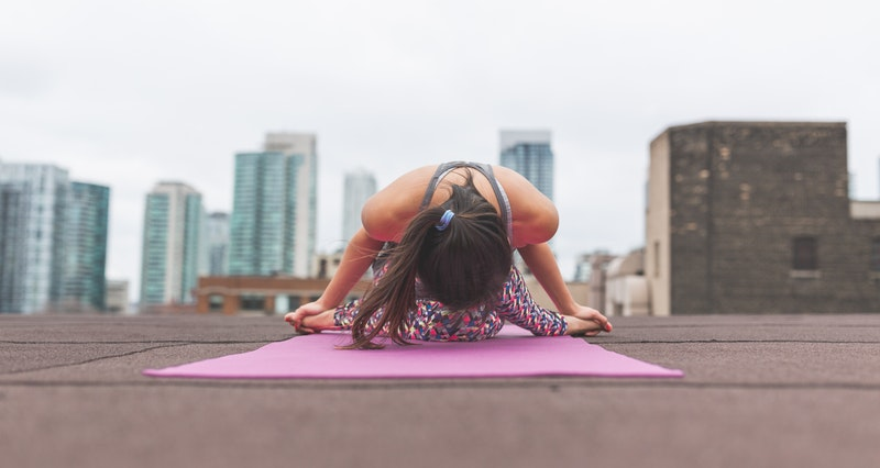 What is lurking in your yoga mat?
