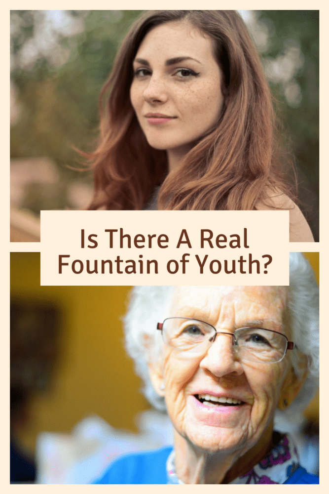 Is There A Real Fountain of Youth?