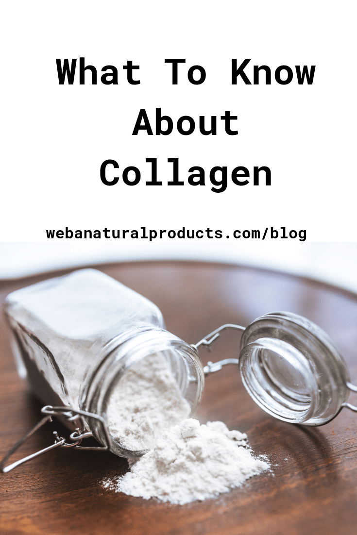 What to know about collagen blog post